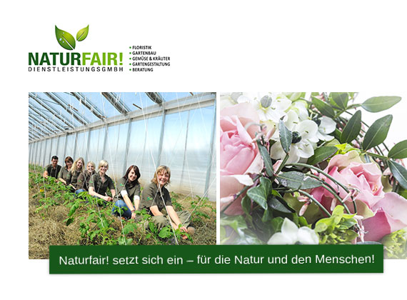 Bio-Gärtnerei NaturFair in Greifenburg, Kärnten